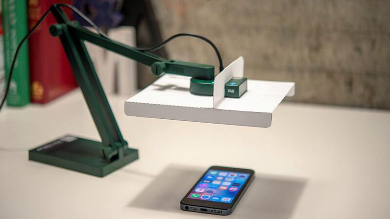 DIY an anti-glare shield for your IPEVO V4K document camera