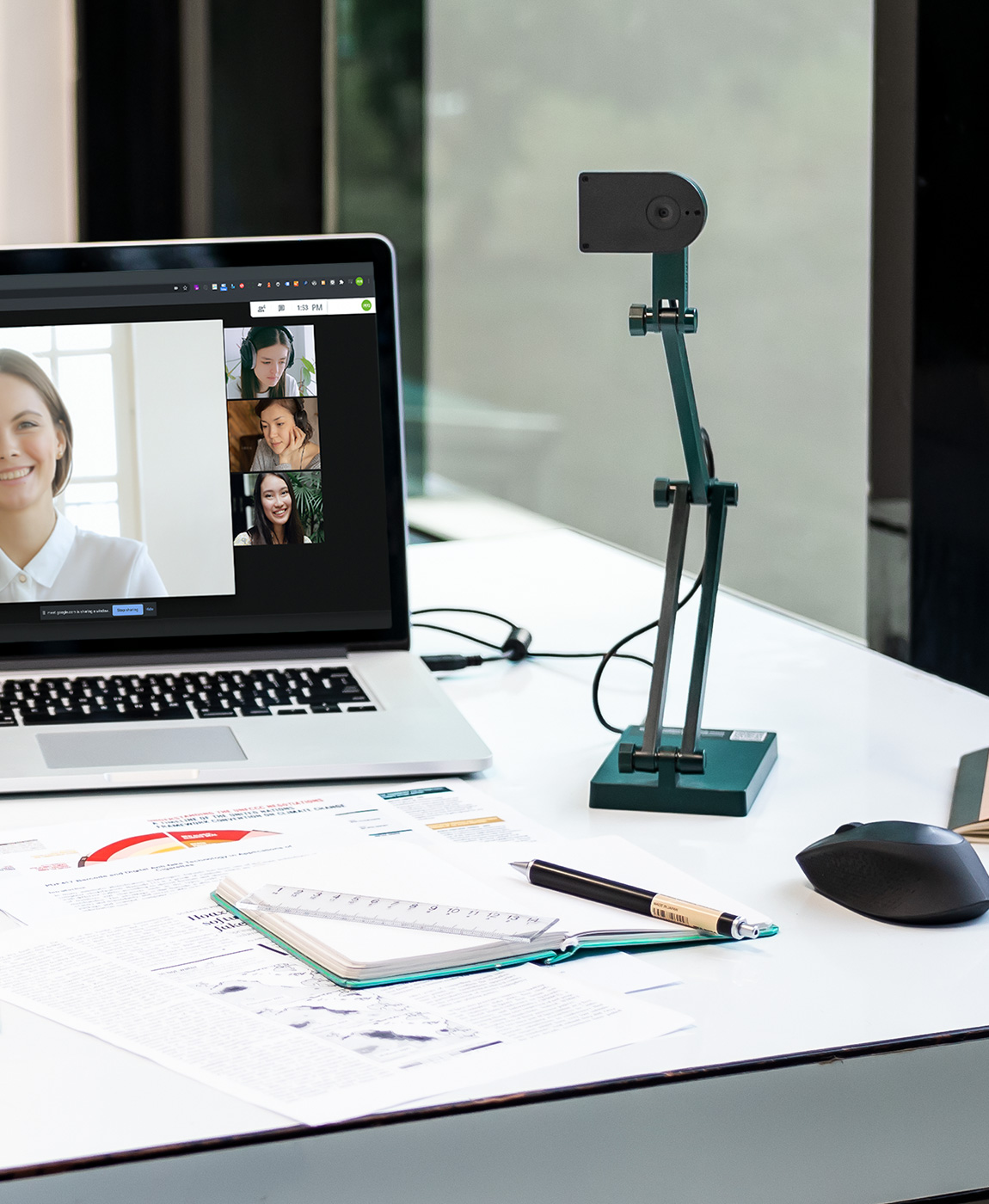 V4K Ultra High Definition USB Visualiser