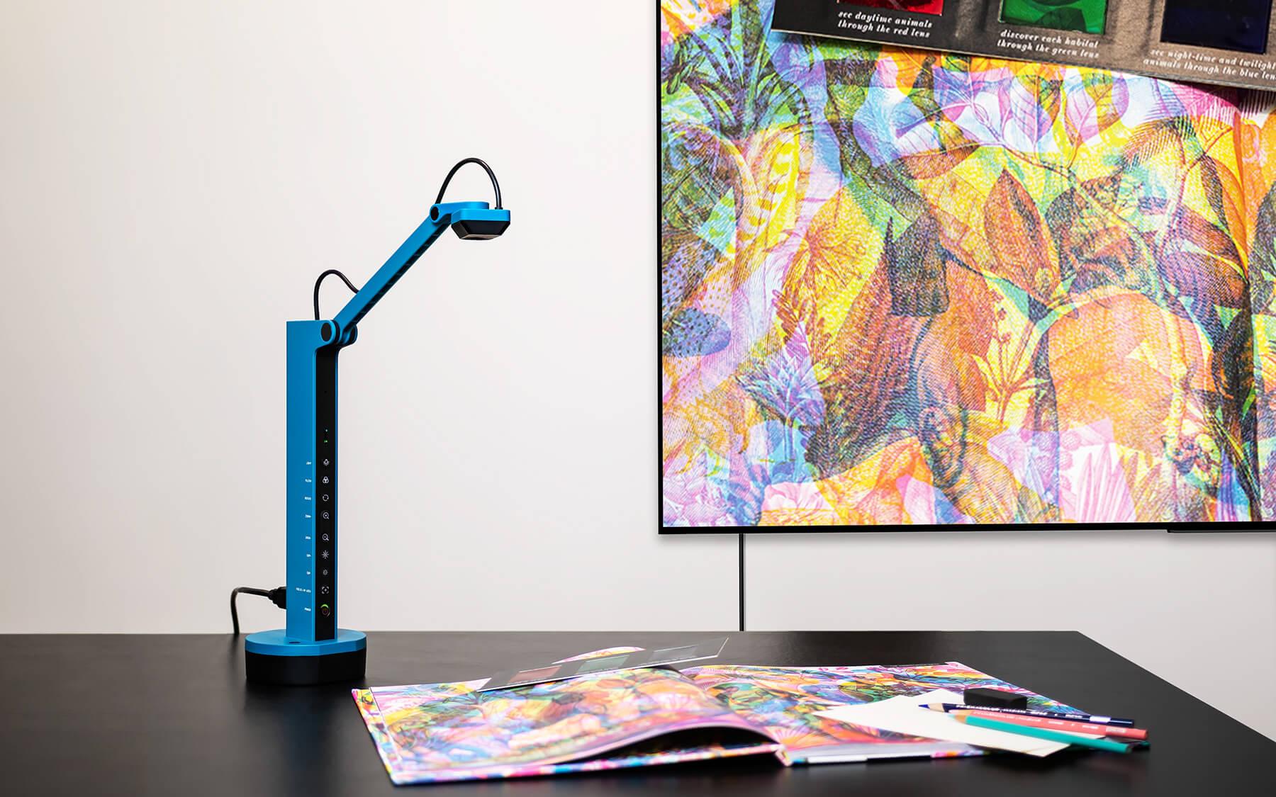 VZ-X Wireless, HDMI & USB Visualiser Gallery photo 7