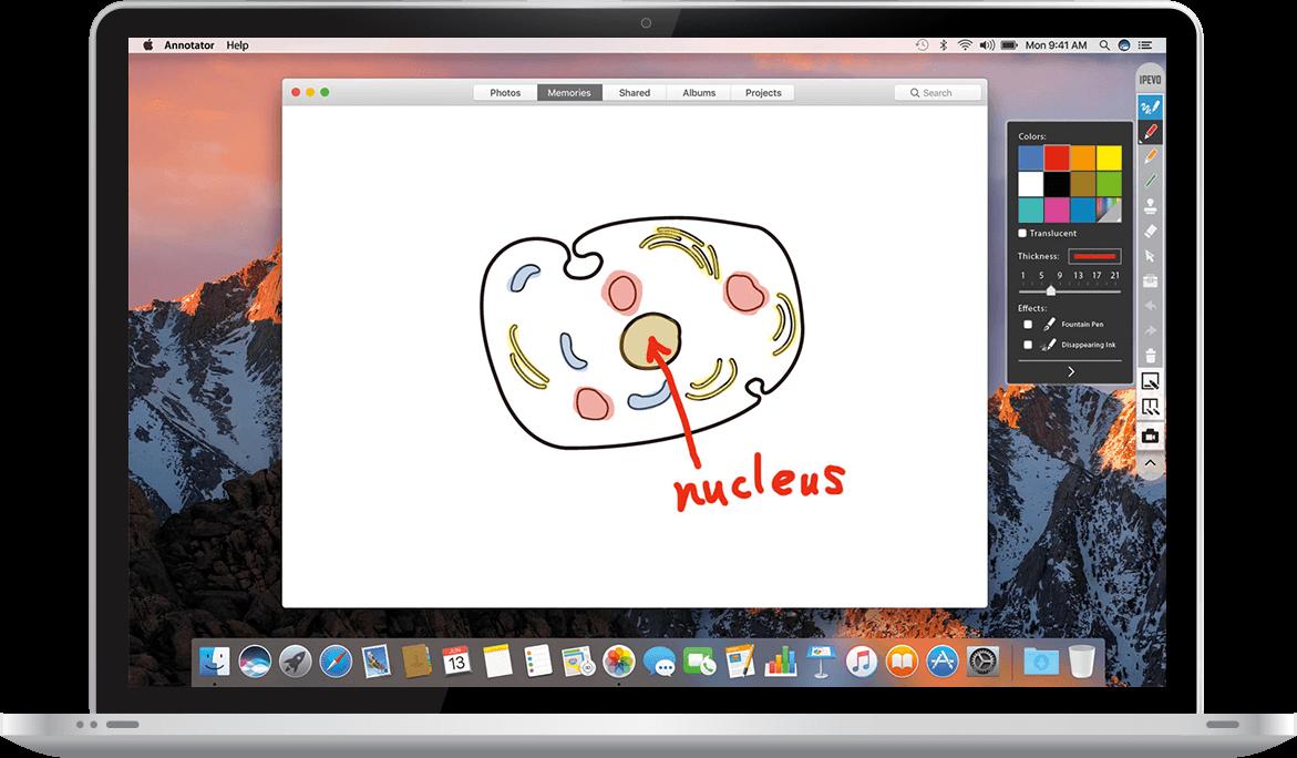 IPEVO Annotator for macOS