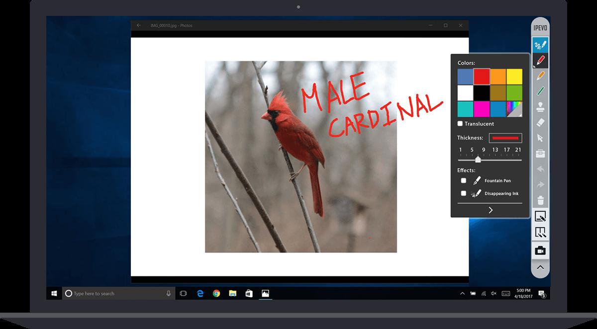 IPEVO Annotator for Windows