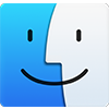 Mac OS X 10.10 and above icon