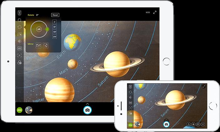 IPEVO Visualizer for iOS