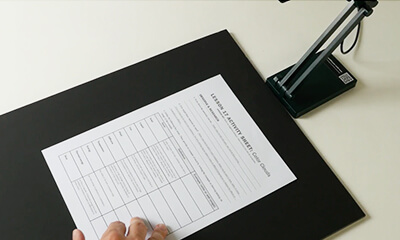 Learn how to scan documents with an IPEVO Document Camera and Visualizer