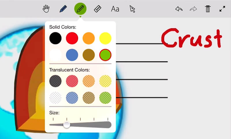 IPEVO WHITEBOARD App Part 2: Tool Options